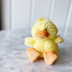 Yellow Duckie Plush