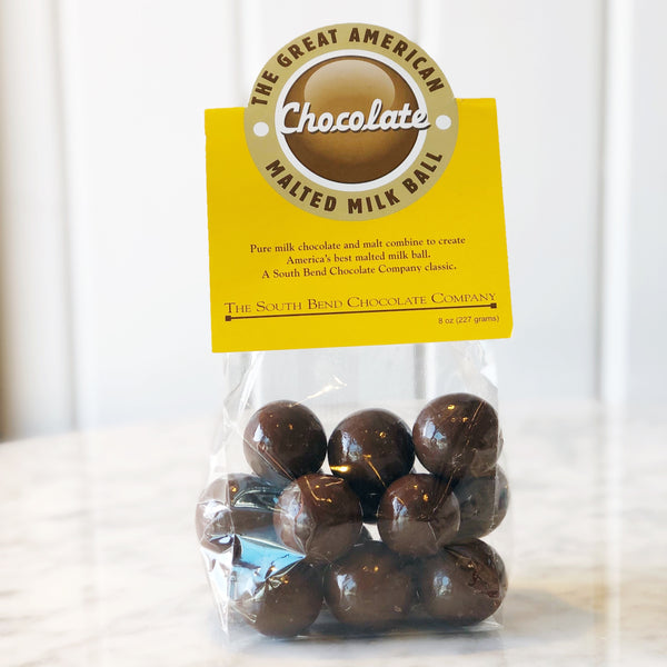 Southbend Malted Milk Balls - Milk Chocolate 8oz