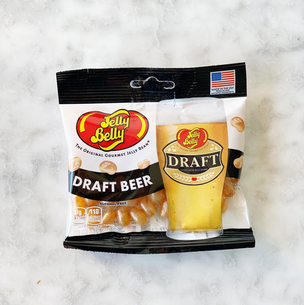 Jelly Belly Draft Beer 3.5oz Bag