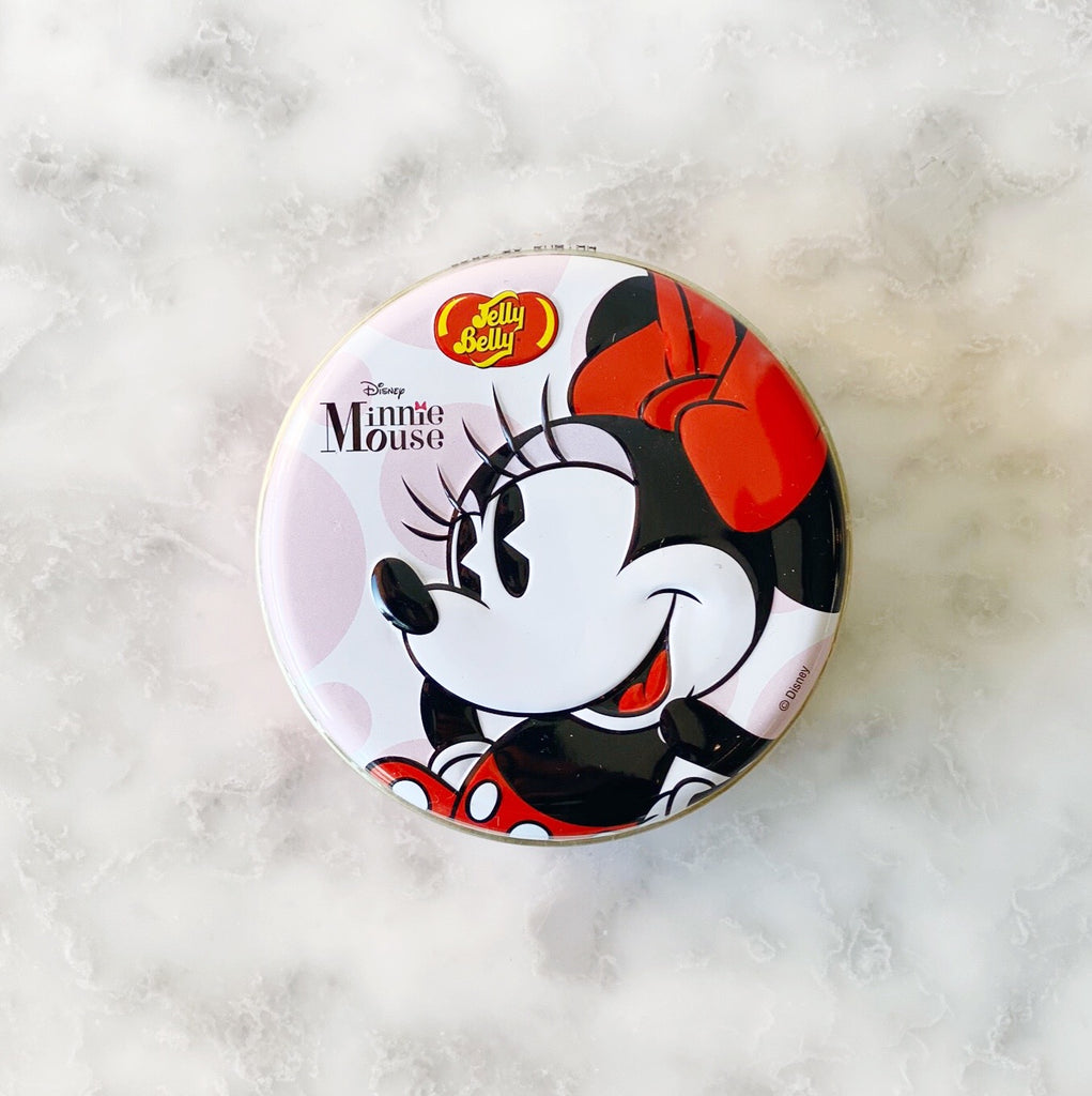 Jelly Belly Minnie Mouse Tin 1oz