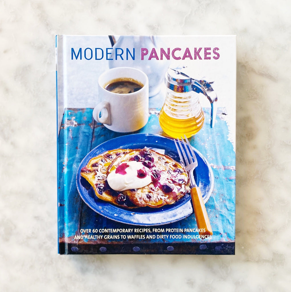 Modern Pancakes Cookbook