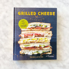 Grilled Cheese Cookbook by Heidi Gibson