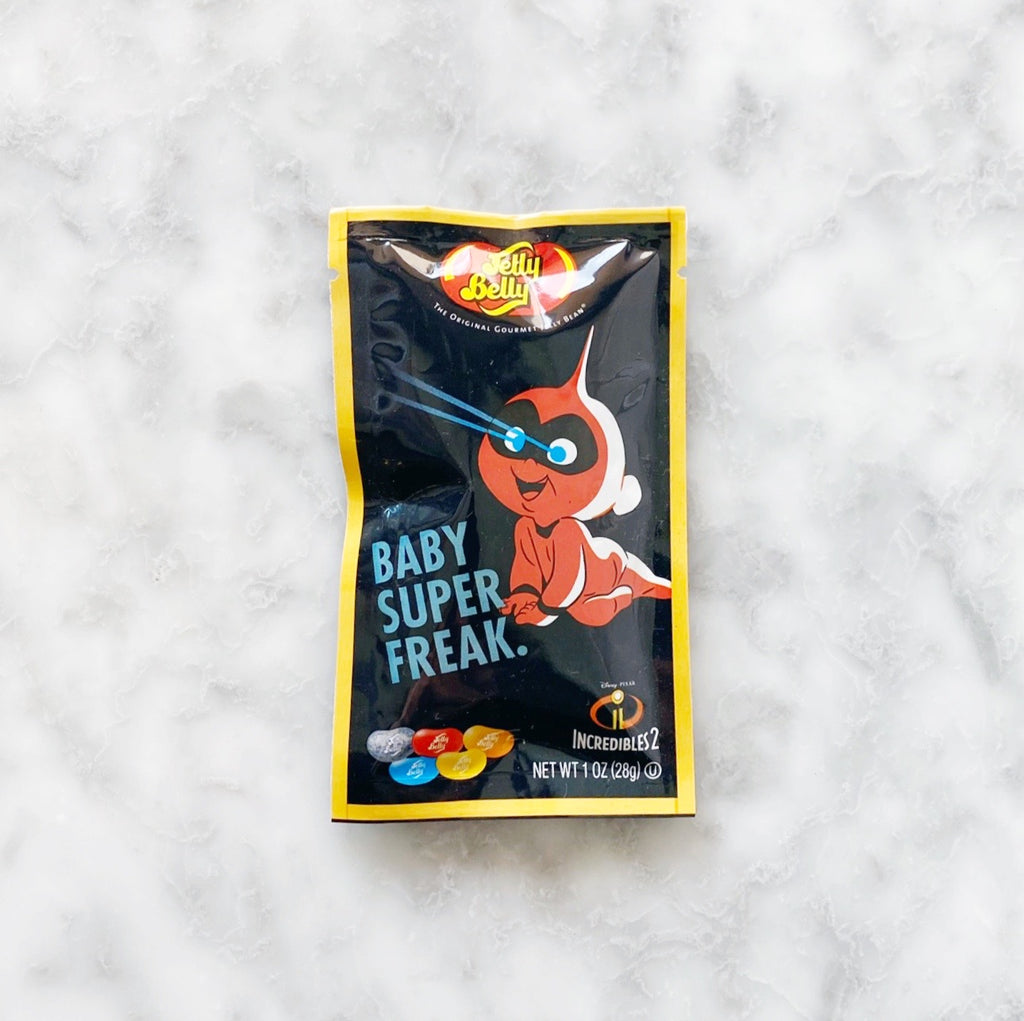 Jelly Belly Incredibles II 1oz Bag