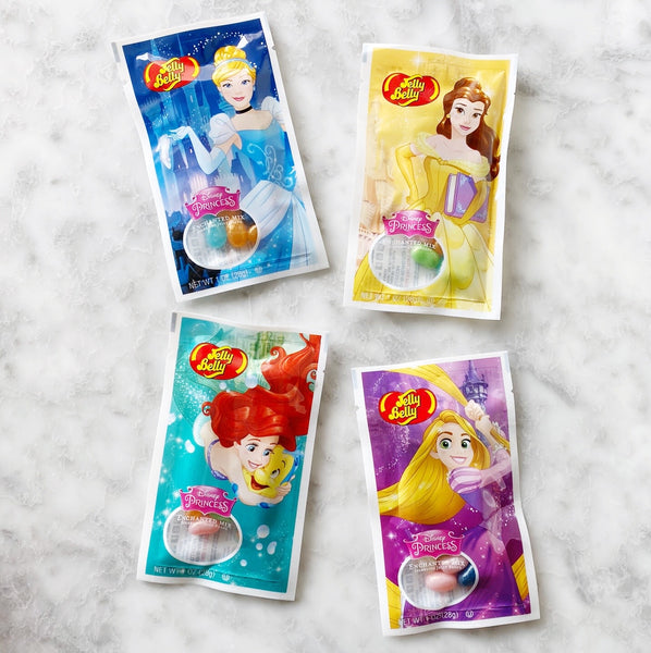 Jelly Belly Disney Princesses 1oz Bag