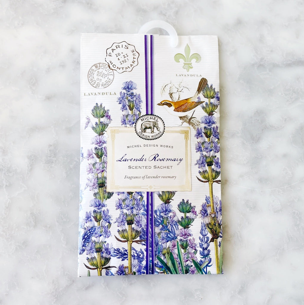 Michel Designs Lavender Rosemary Scented Sachet