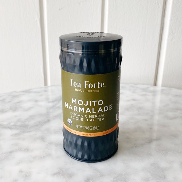 Tea Forte Mojito Marmalade Herbal Tea