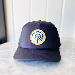 Forest Wisconsin Hat - Navy