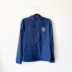 Native Windbreaker Navy