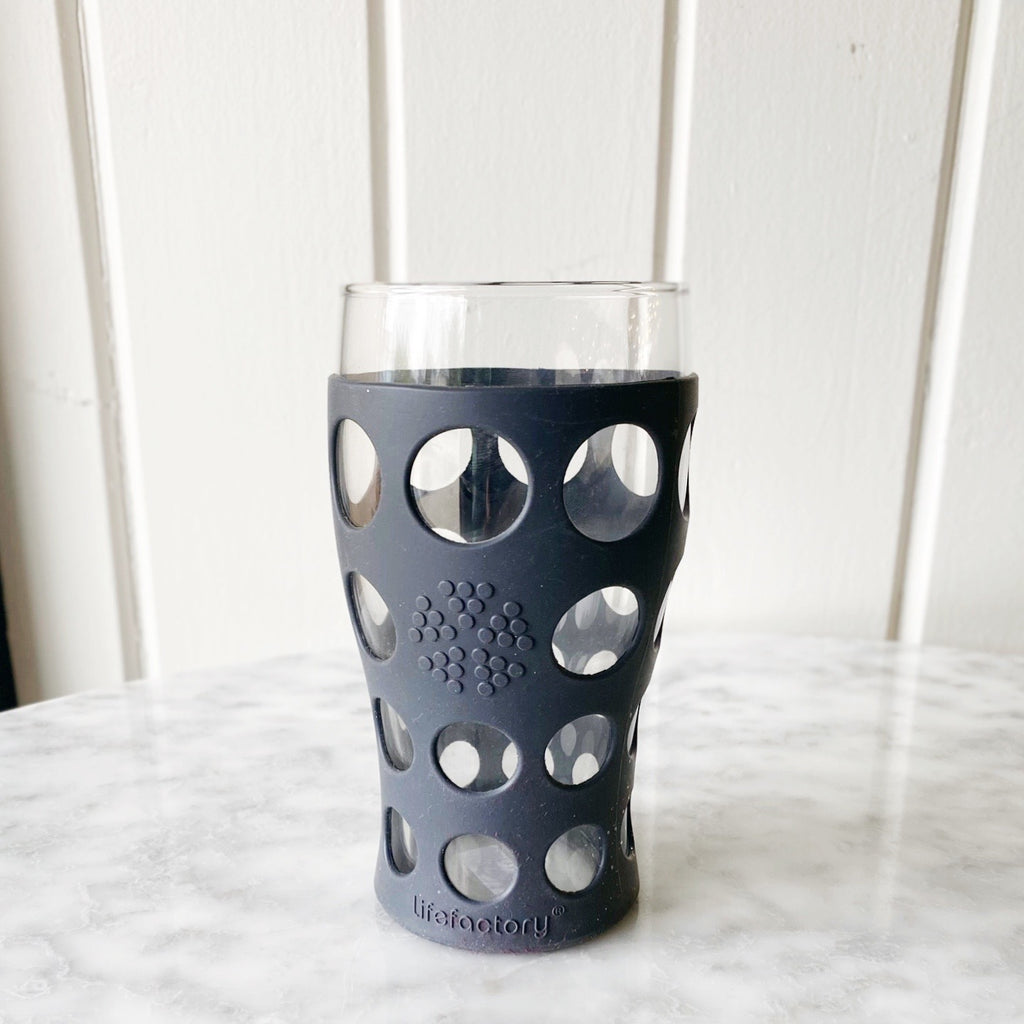 Silicone Sleeve Pint Glass - 20oz