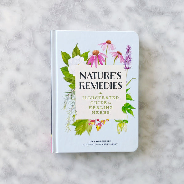 Nature's Remedies: Healing Herbs Book