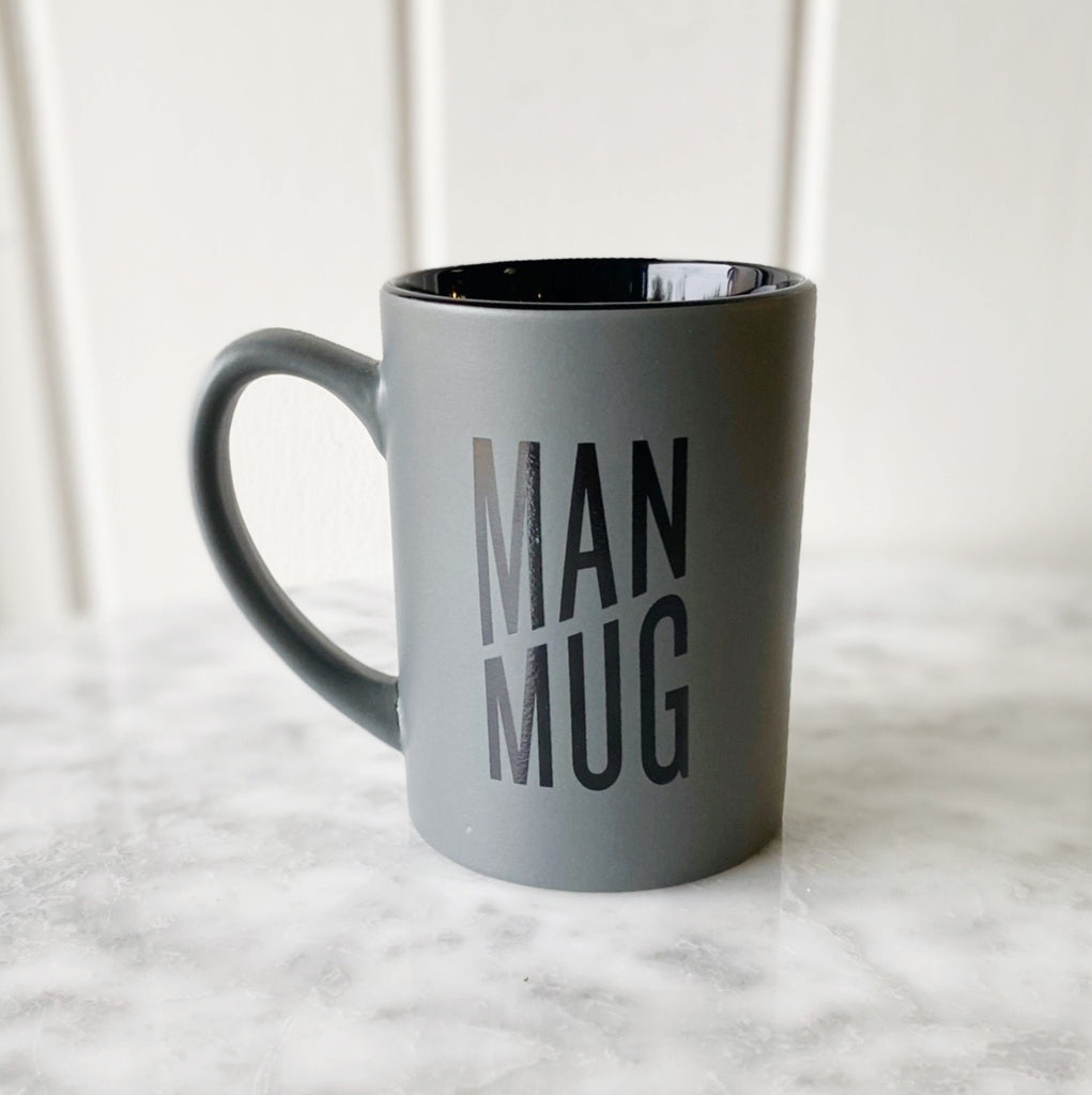 The Man Mug 16oz