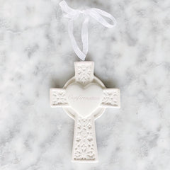 Confirmation Cross Ornament