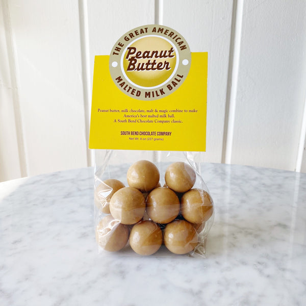 Southbend Malted Milk Balls - Peanut Butter 8oz