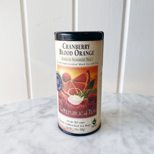 Republic of Tea Cranberry Blood Orange