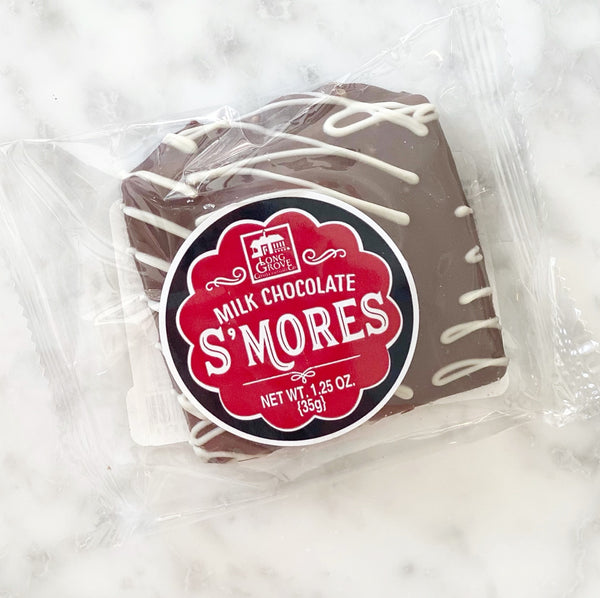 Long Grove Milk Chocolate Smores