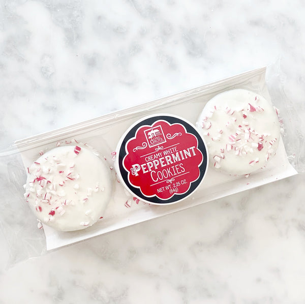 Long Grove Creamy White Chocolate Peppermint Trio