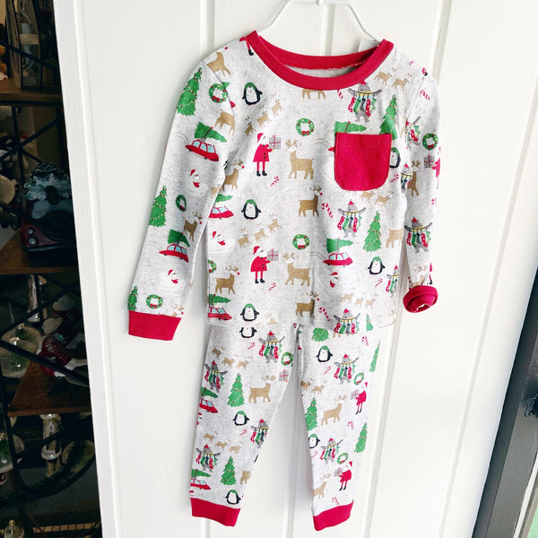 Cozy Christmas Pajamas