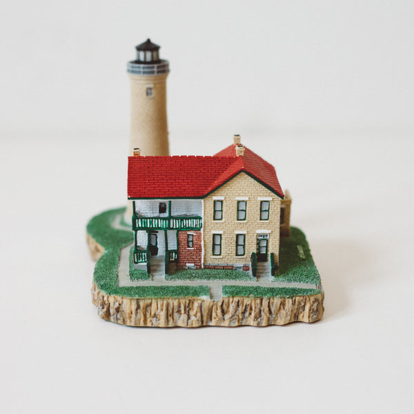 Kenosha Southport Lighthouse Figurine