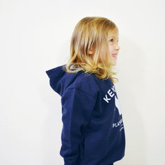 Kenosha Is My Playground Youth Hoodie - Navy