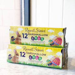 Russell Stover Marshmallow Egg Crate 9oz