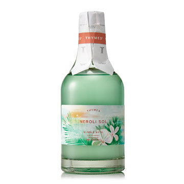 Thymes Neroli Sol Bubble Bath