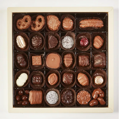 Jack Andrea Box Assorted Chocolates - 2 sizes