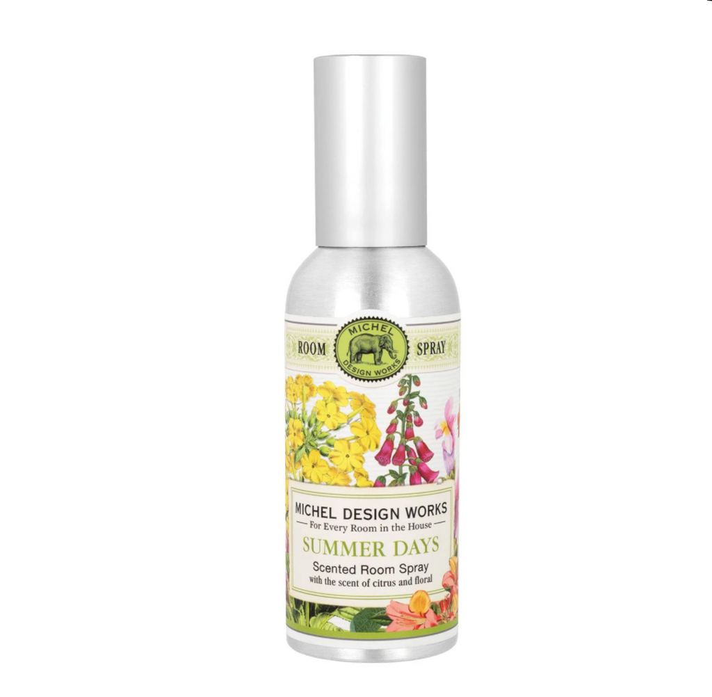 Michel Designs Summer Days Room Spray 3.5oz