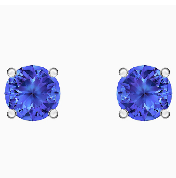 Swarovski Attract Studs - Blue