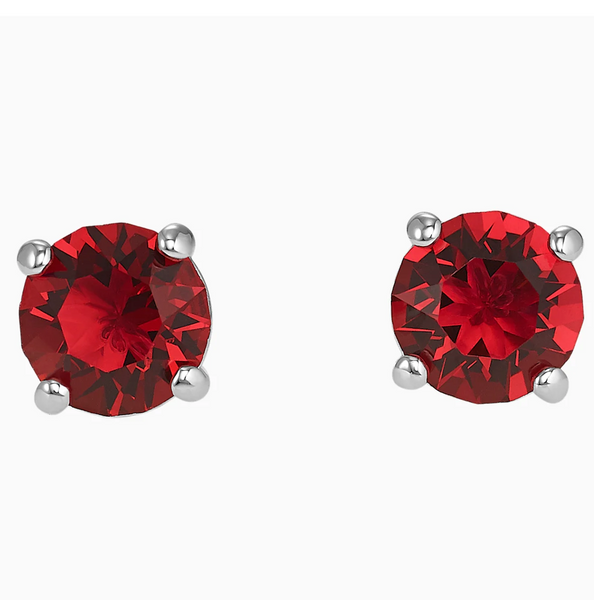 Swarovski Attract Studs - Red