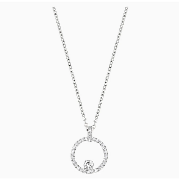Swarovski Creativity Necklace - Silver