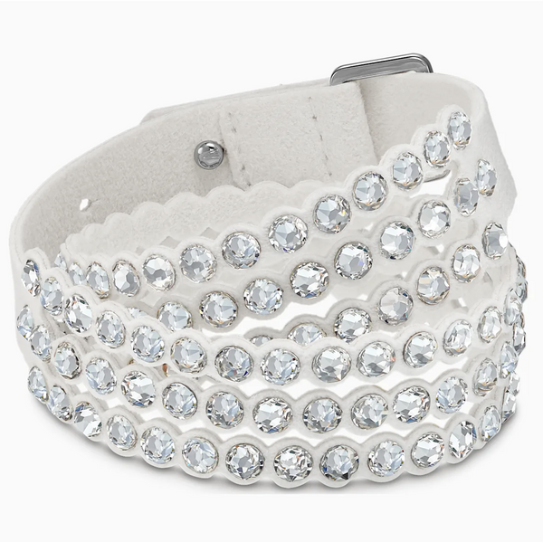 Swarovski Power Bracelet - White