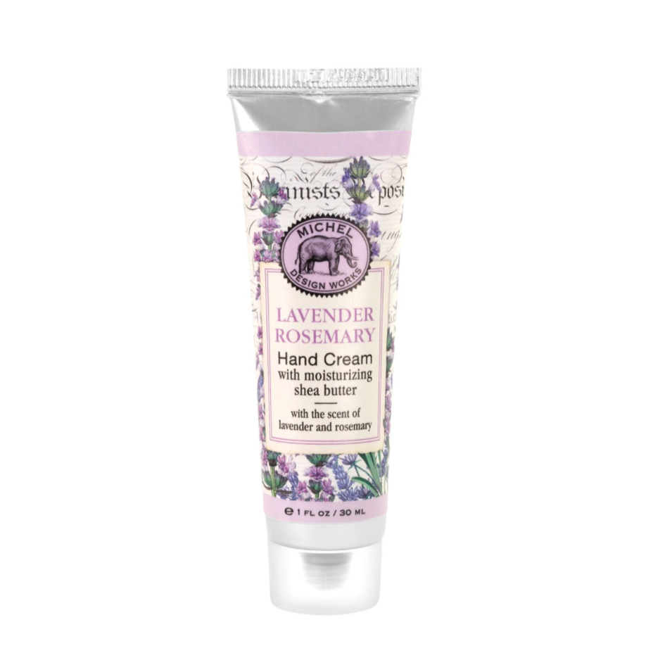Michel Designs Lavender Rosemary Hand Cream