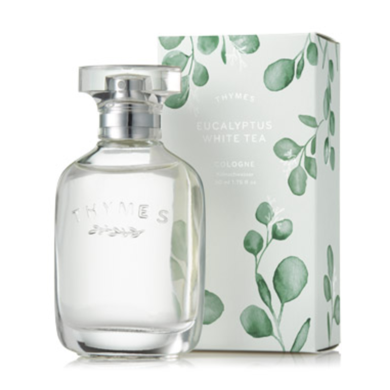 Thymes Eucalyptus White Cologne