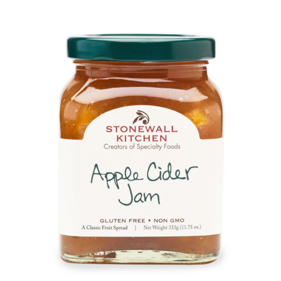 Stonewall Apple Cider Jam