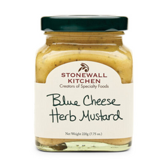 Stonewall Blue Cheese Herb Mustard
