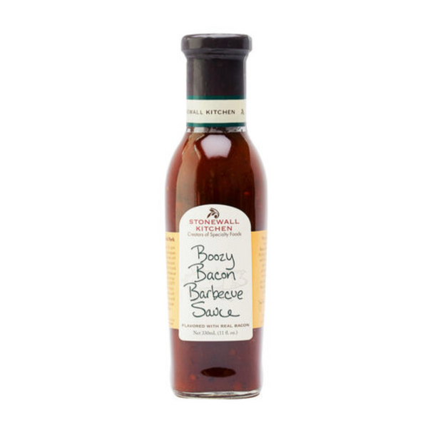 Stonewall Boozy Bacon Barbecue Sauce