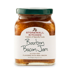 Stonewall Bacon Bourbon Jam