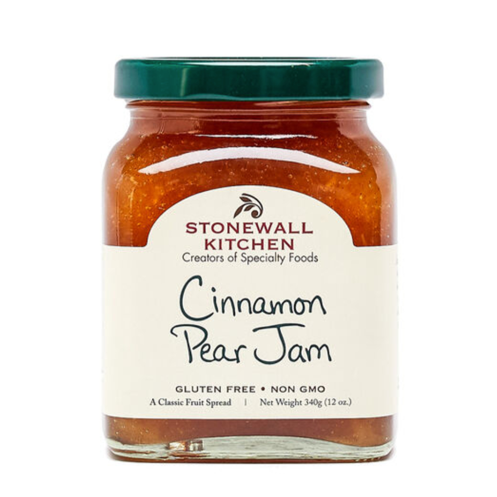 Stonewall Cinnamon Pear Jam