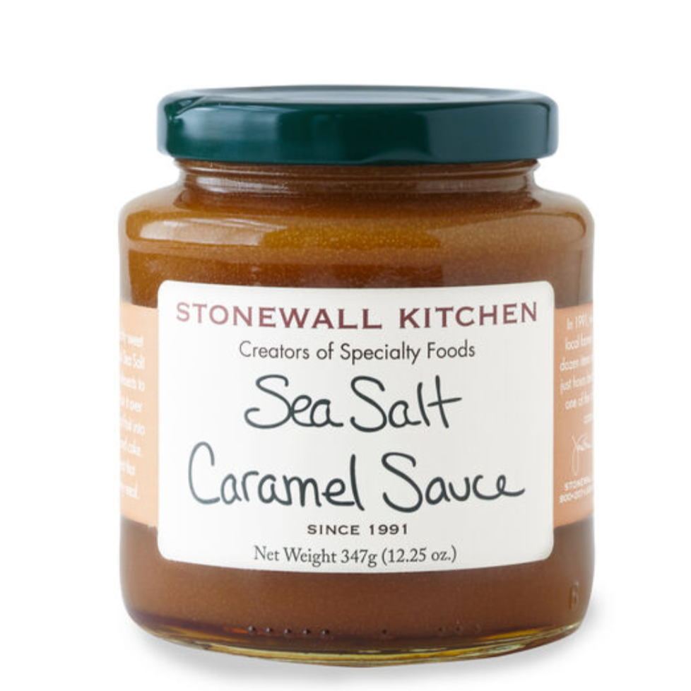 Stonewall Sea Salt Caramel Sauce