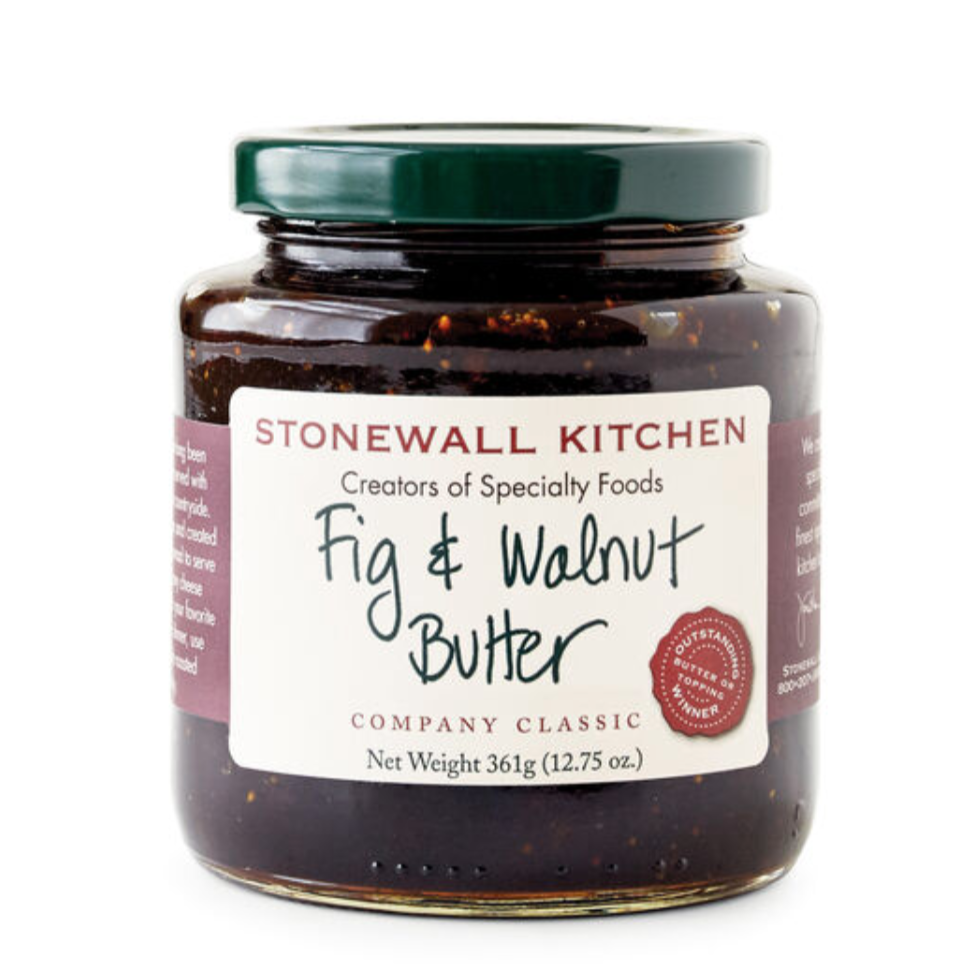 Stonewall Fig & Walnut Butter