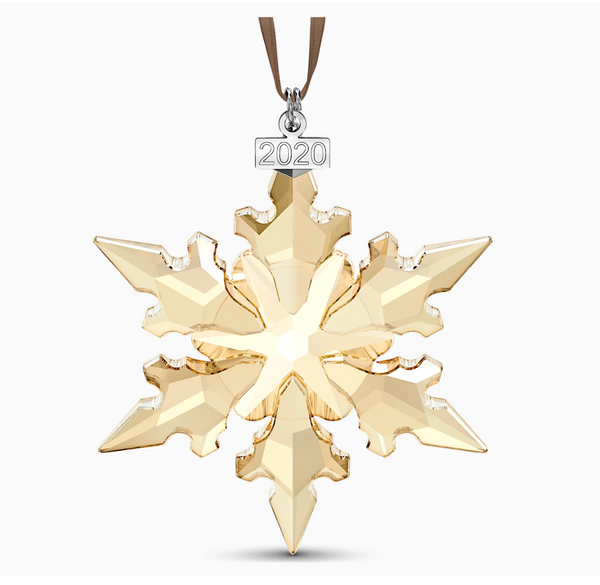 Swarovski Festive Annual Ornament 2020
