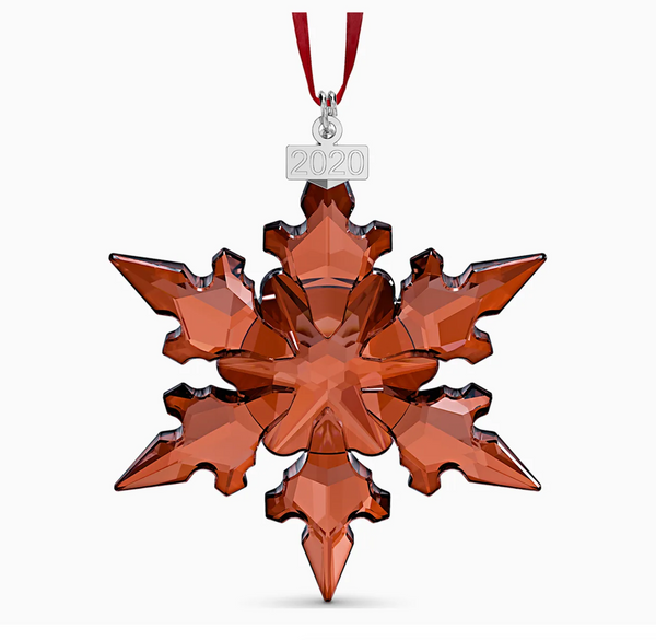 Swarovski Holiday Annual Ornament 2020