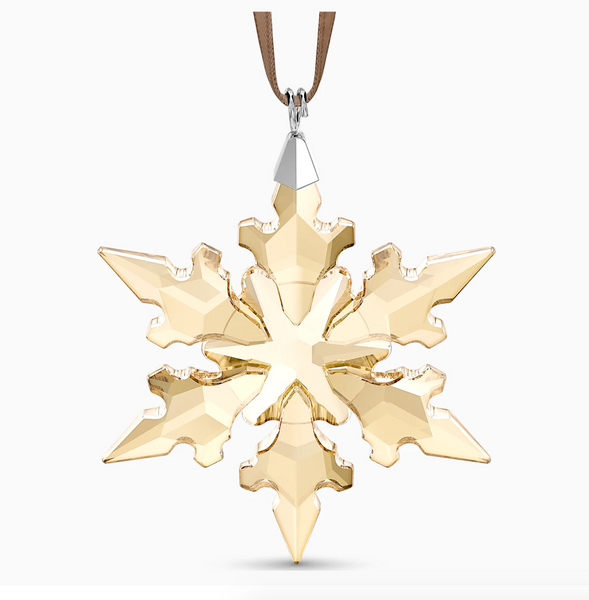 Swarovski Festive Annual Ornament - Small