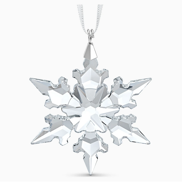 Swarovski Snowflake Ornament - Small