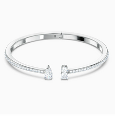 Swarovski Attract Cuff - White