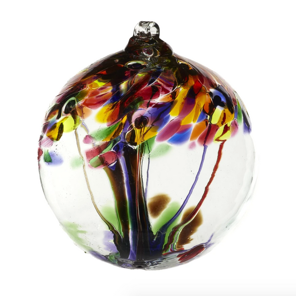 Kitras Tree of Celebration Ornament - Two Sizes