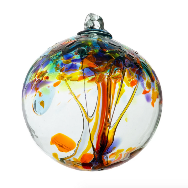 Kitras Tree of Happiness Ornament - Two Sizes