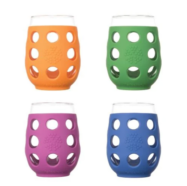 Wine Glass 17oz - Assorted Colors