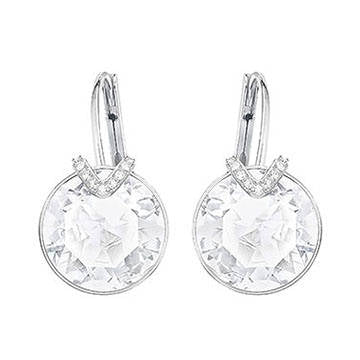Swarovski Bella V Earrings - Silver