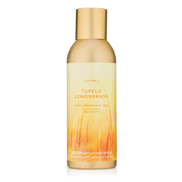 Thymes Tupelo Lemongrass Home Fragrance Mist